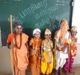 Bharathiyar Mandram - Tamil Club Activity